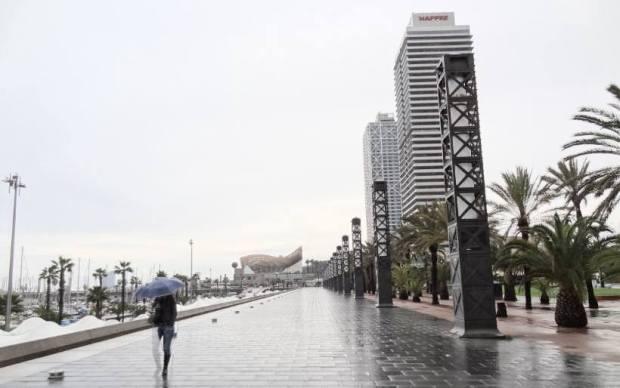 Barcelone 17 metrhispanique - Port de plaisance barcelone ...