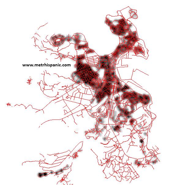 Nombre de logements par parcelle