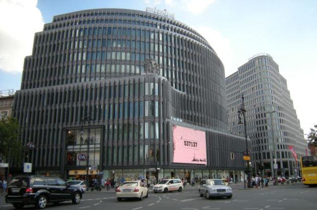 Kurfürstendam, Berlin: un emplacement central avec des grandes franchises