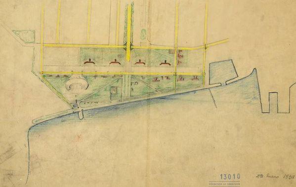 Le projet de Le Corbusier