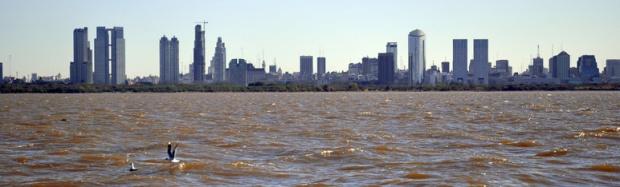 Puerto Madero, tel que construit