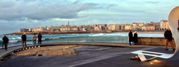 La Corogne, Espagne