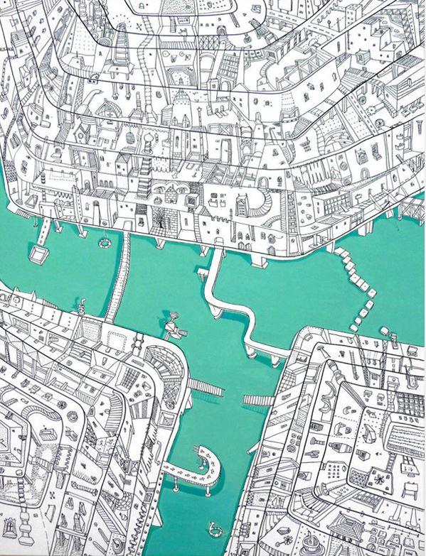 Topografía Insular, par Ana Aragao