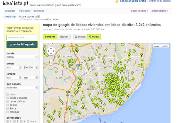 Lisboa-planoidealista